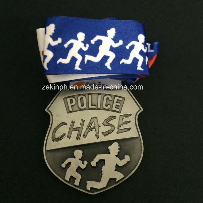 Custom Police Officer Medals for Awards