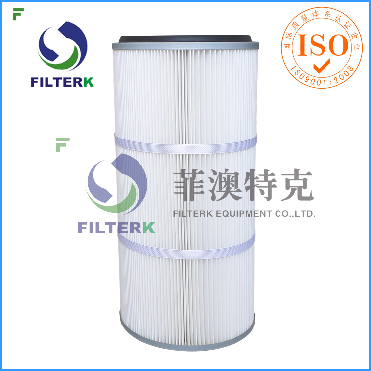 Pleated Polyester Cartridge Industrial Air Filter