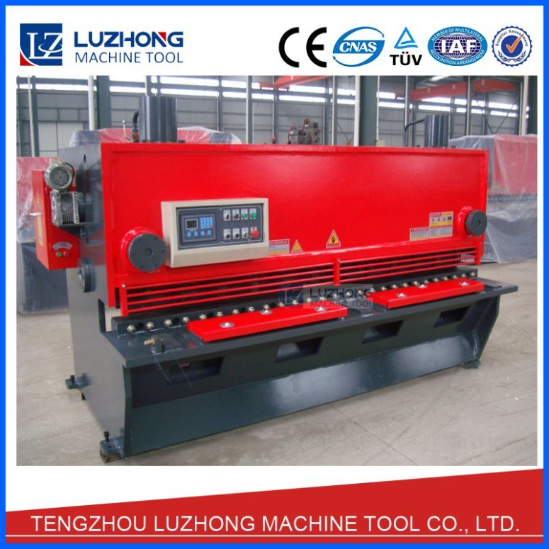 Shearing Machine QC11y-6*1500 Guillotine Hydraulic Shearing Machine