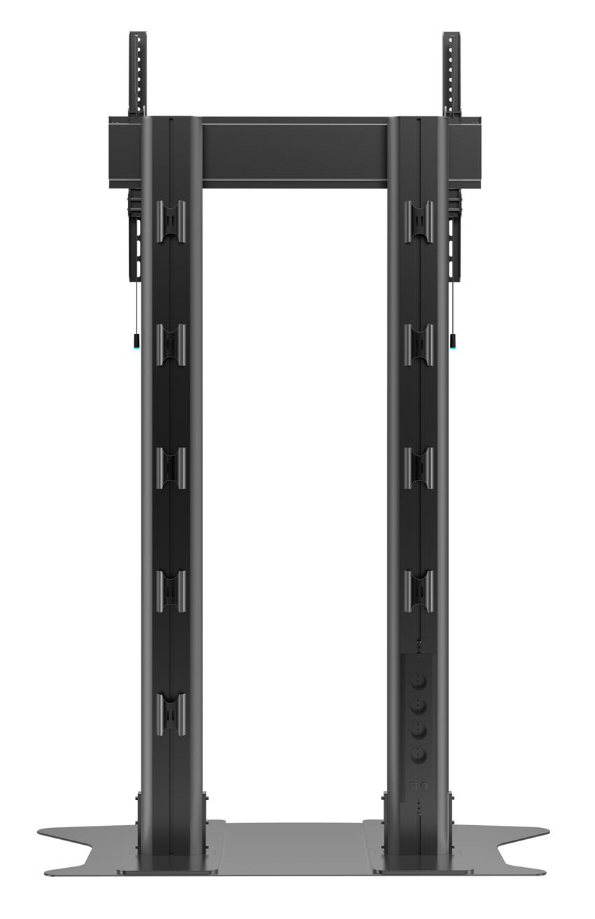 "Public TV Floor Stand Floorbase 70-110"" (AVA 110A)"