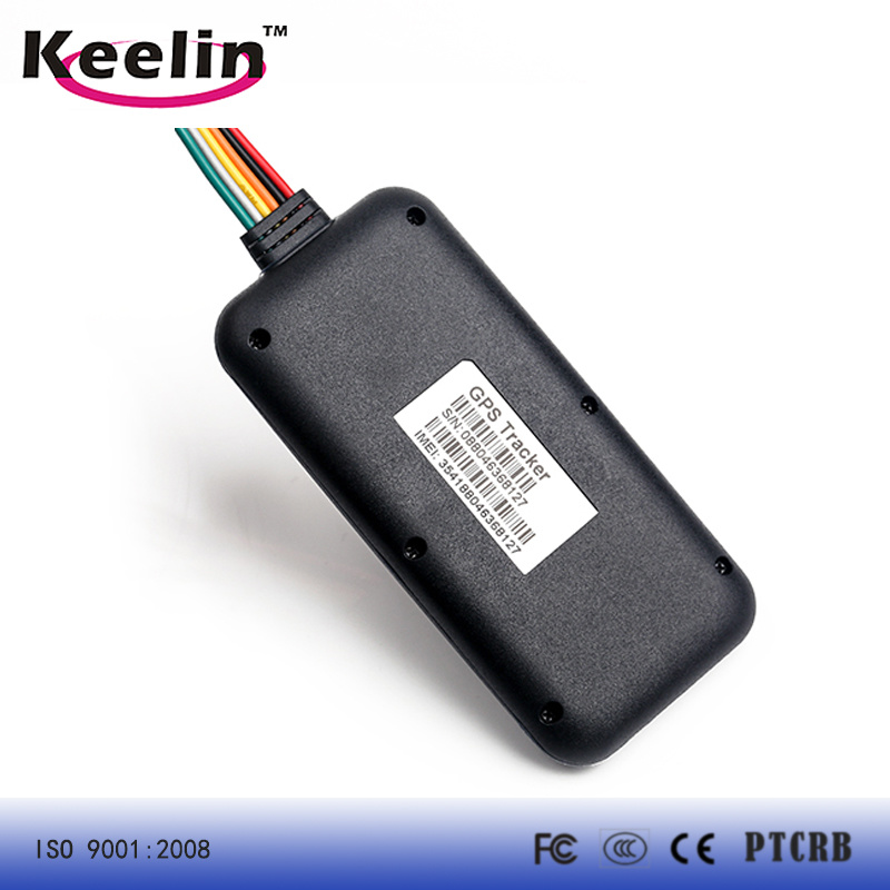 Waterproof GPS GSM Tracker with Wide Voltage Range (TK119)