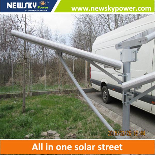 New Model 60W Solar LED Light