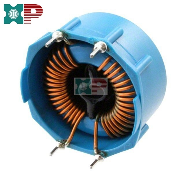 Enclosed Common Mode Choke Coil Inductor with Case