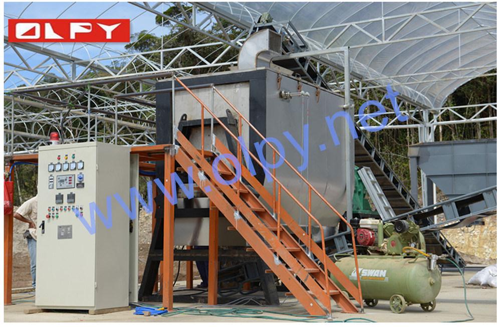 Organic Manure Organic Waste Fermentation Machine with High Performance
