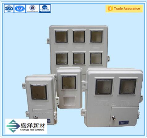 China SMC/DMC Polyester Enclosure /Waterproof Fiber Glass Boxes
