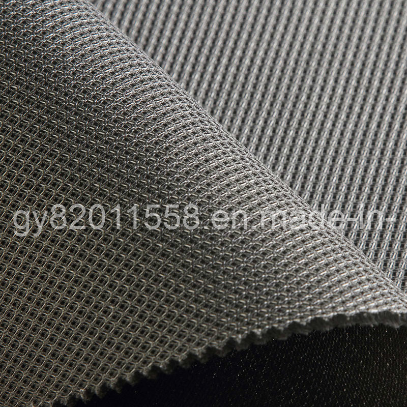 Double Color Mesh Fabric