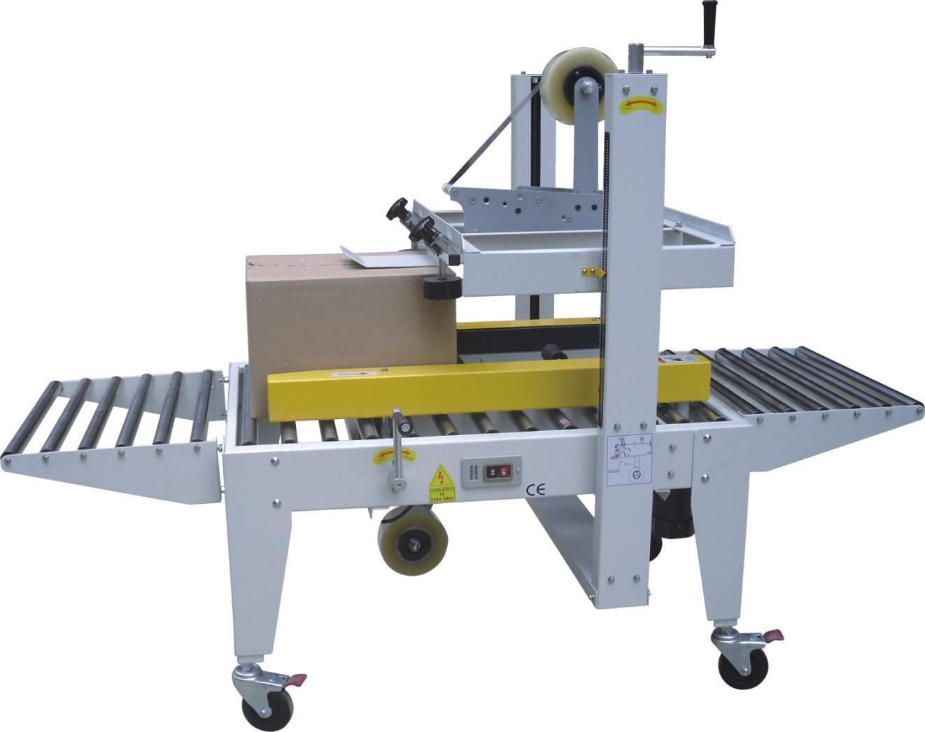 Latest Automatic Sealing Machine