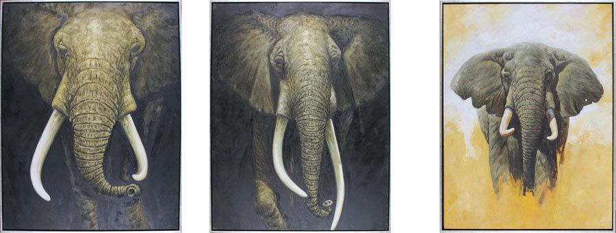 Художник нарисовавший слона