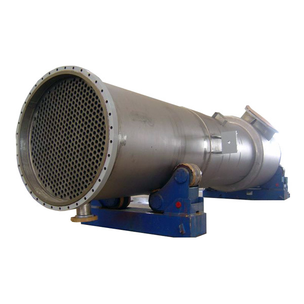 Industrial Heat Exchangers : China industrial titanium tube shell heat exchanger he