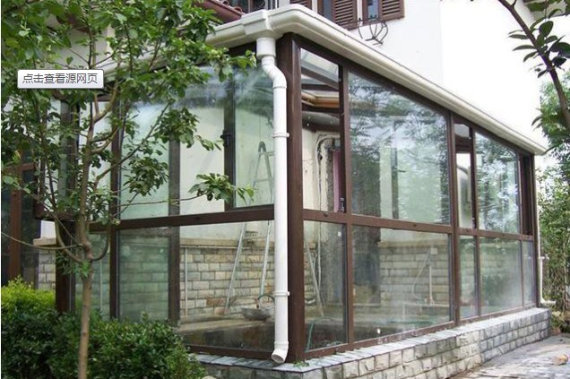 Hot Sales Greenhouse with Simple Design (pH-8809)