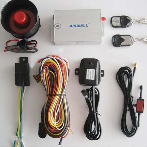 Security Systems Cars