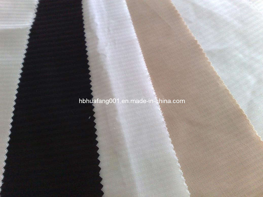 T/Tc 80/20 65/35 100dx32s/45s/60s 110x76 Yarn Dyed Fabric (HFHB)