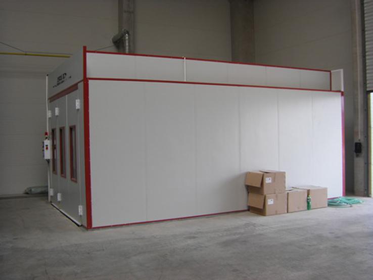 Car Paint Booth (BTD 9900) Spray Booth Inflatable