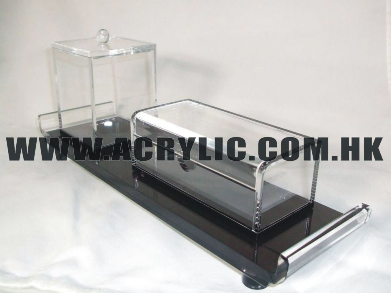 China acrylic bathroom accessories china acrylic box for Bathroom accessories acrylic