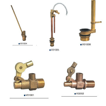 Bronze Flush Valve (BDV100)