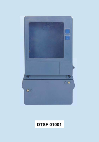 3 Phase Multi-Rate Meter Case (DTSF 01001)