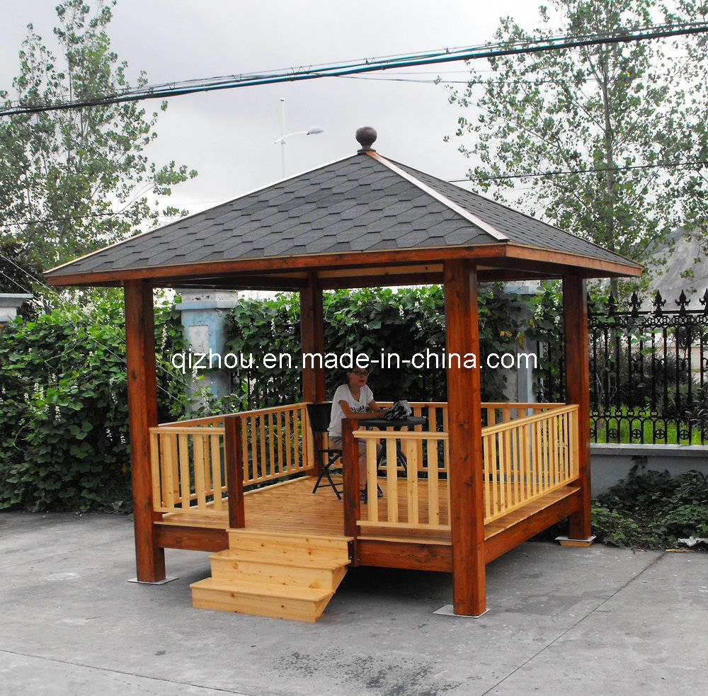 Gazebo Building Plans - What to Consider Before Building Any