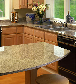 Kitchen Countertops on Peach Kitchen Countertops   China Golden Peach Kitchen Countertops