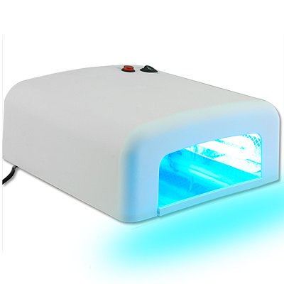 Professional uv lamp nail dryer