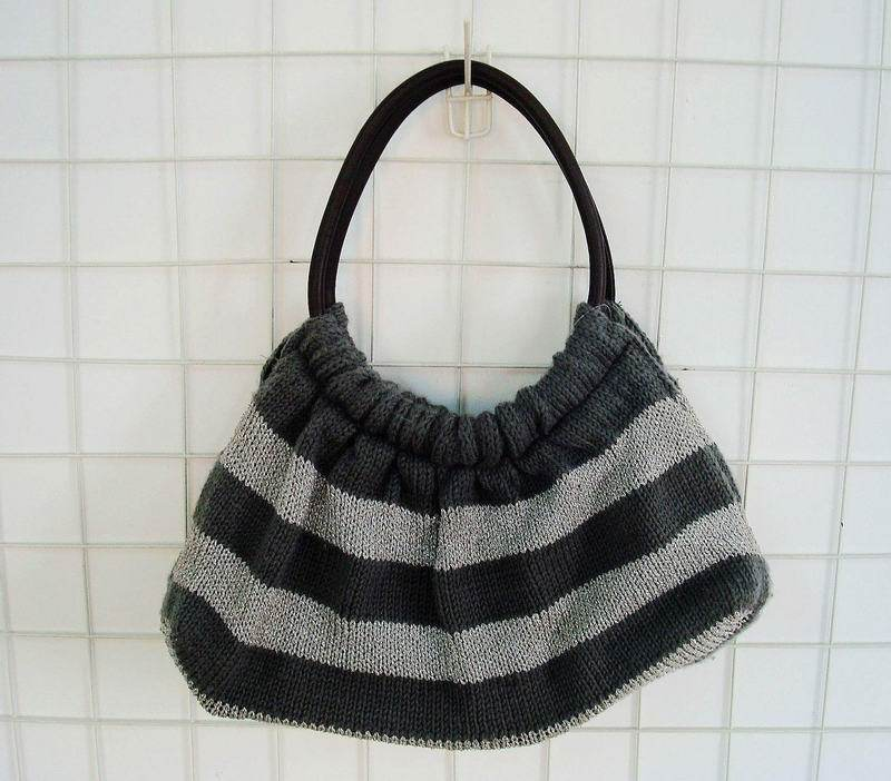 Crochet Bag And Pattern : CROCHET BAG PURSE How To Crochet