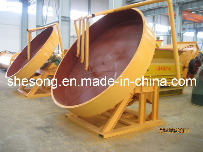 2014 China Nice Comment Disc Granulator