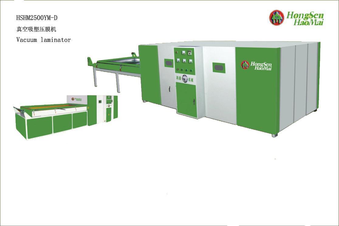 OCA lamination Machine OCA vacuum Laminator