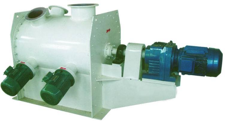 Ploughshare Mixer for Dry Mortar