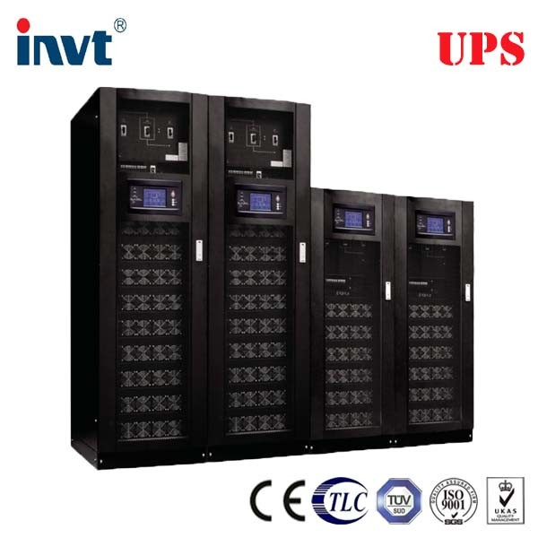 3 Phase UPS 380V UPS High Frequency Online UPS with 0.9 Power Factor