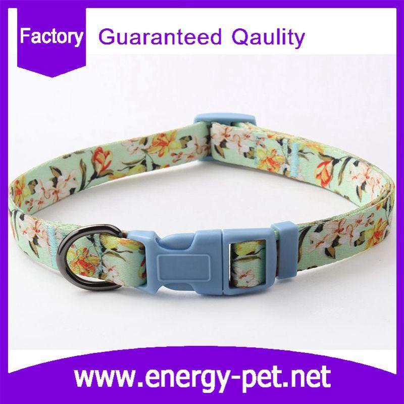 Various Pattern Dog Collar OEM Service