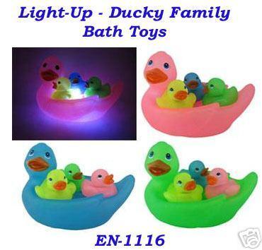 Light Up Bath Toys 77