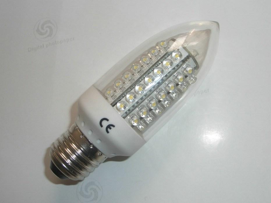 china e27 base candelabra style led light bulb pd60. Black Bedroom Furniture Sets. Home Design Ideas