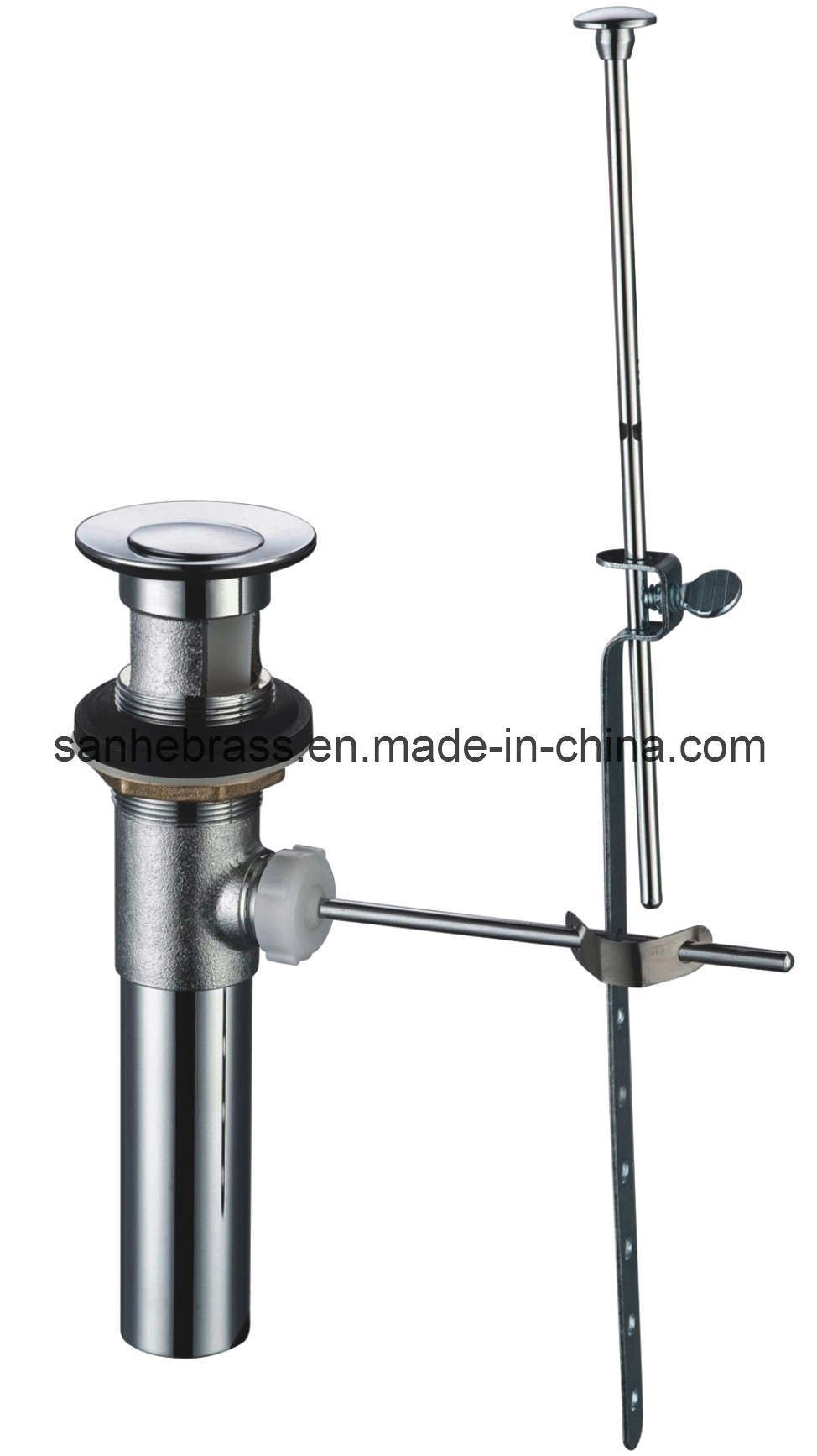 pop-up lavatory    sink drainer  sh-1008