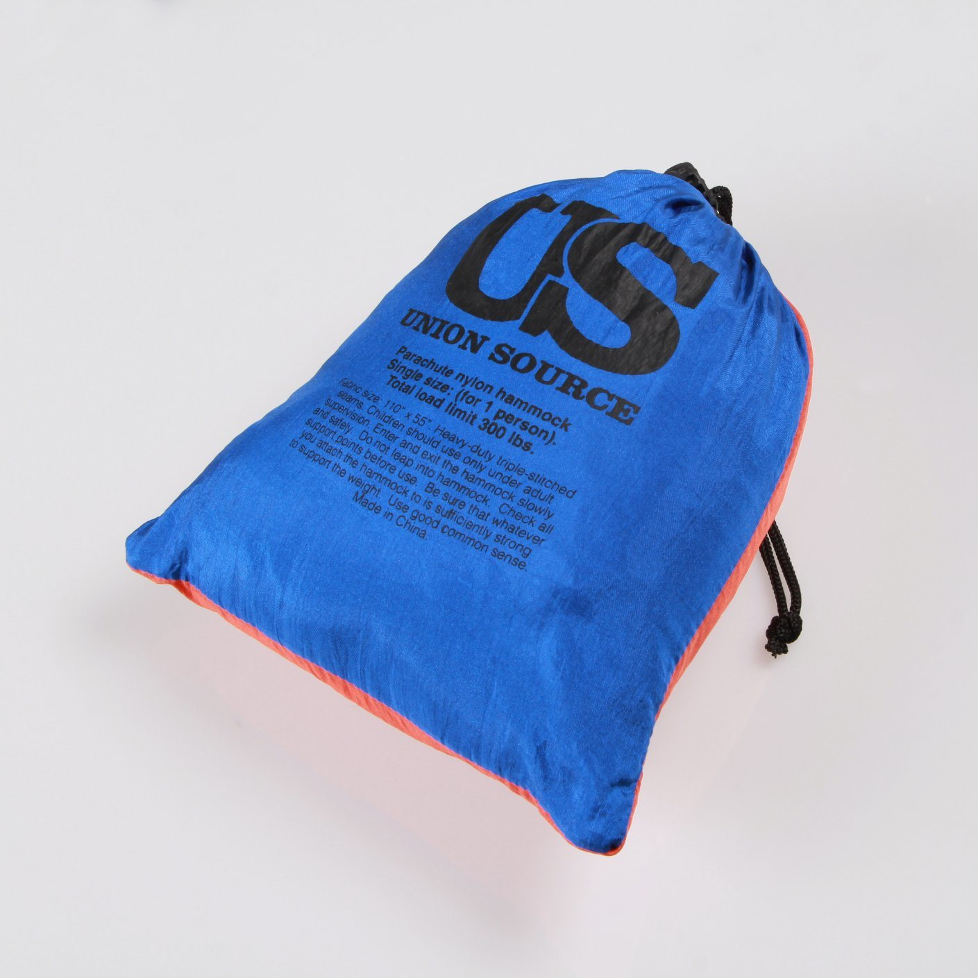 Camping Hammock - Best Quality Gear for Backpacking Survival or Travel - Portable Lightweight Parachute Nylon