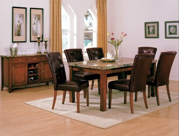 Marble Dining Table 2266T 3864 N China Dining Table Dining Chair