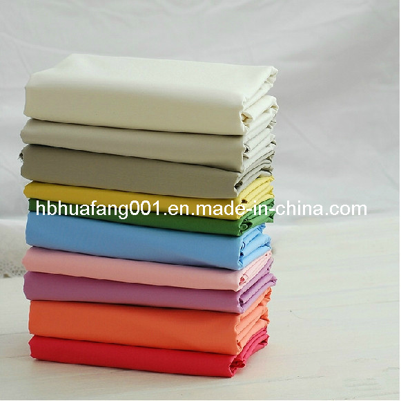 Polyester Cotton T/C Fabric / Lining Fabric / Pocketing Fabric / Shirting Fabric
