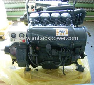 F4l912 Deutz Engine (Spare Parts)