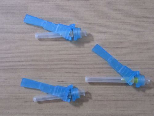 Disposable Safety Needle Wth CE & ISO