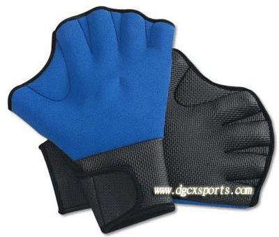High Quality Neoprene Swimming training Glove
