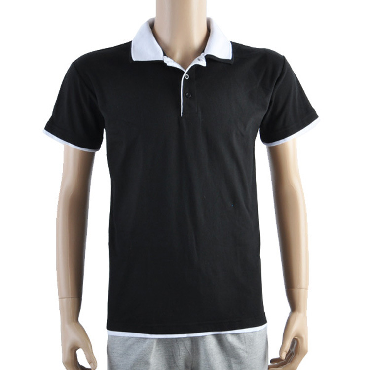 Uniform polo shirts embroidered for High quality embroidered polo shirts