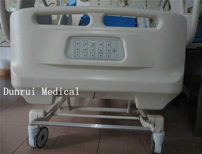 Luxurious Five Function ICU Electric Bed (DR-858-1)