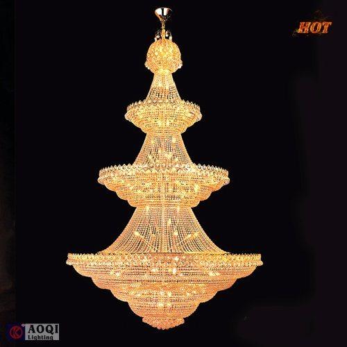 Crystal Pendant Chandelier Lamp (AQ7038)
