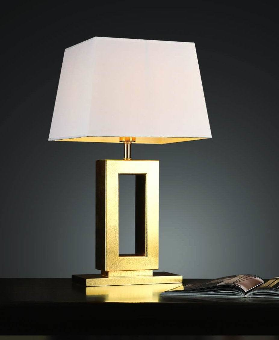 China modern hotel table lamp tl 7151 china table lamp for Modern contemporary table lamps