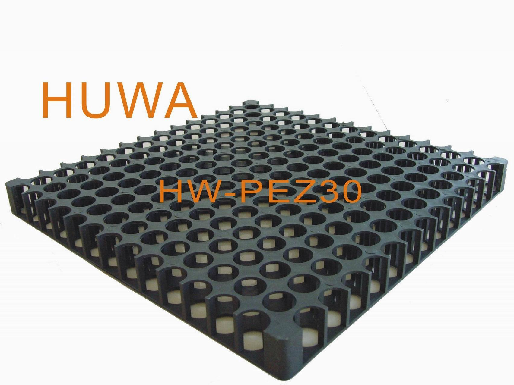 Polypropylene Drainage Cell : China drainage cell hw pez drrainage sheet