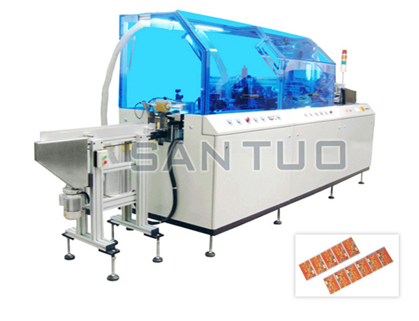 Santuo Card Packaging (Wrapping) Machine