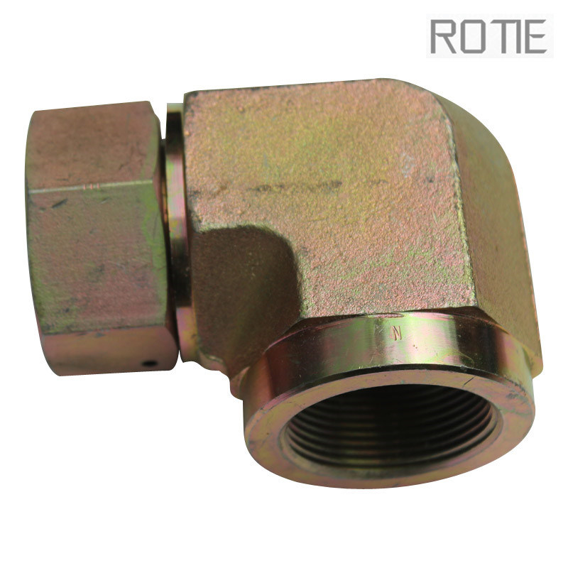 Brass Carbon Steel Machining Part Tube Adapters