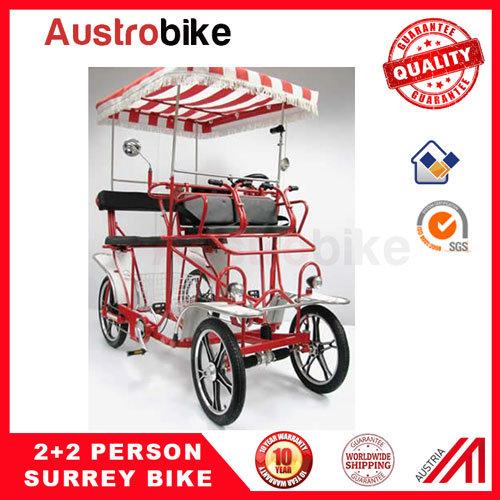 Hot Sale Cheap Surrey Bike 2 Person