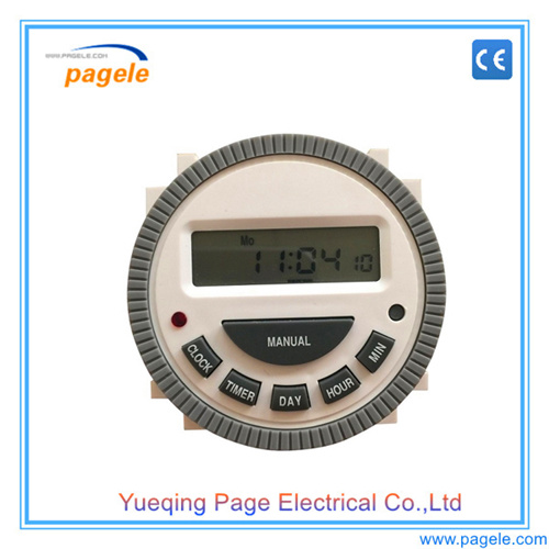 16A Electronic Timer Swith of Good Quality (India/Taiwan market)