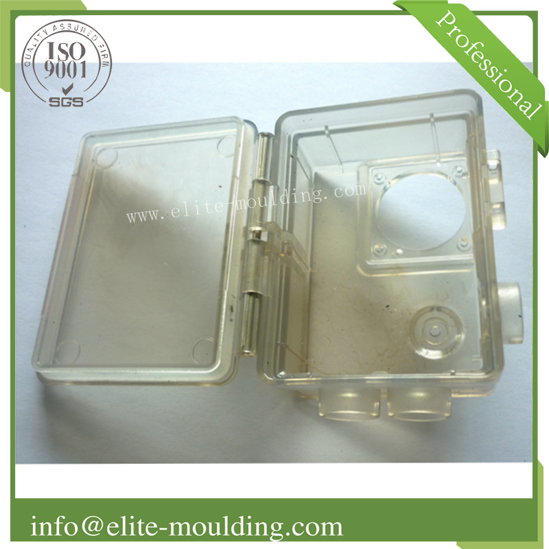 PC Plastic Injection Mould for Camera Parts