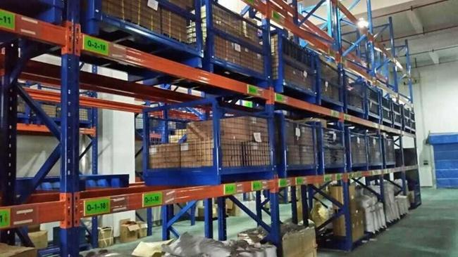 Beam Type Rack and Shelf/Warehouse Pallet Racks/Warehouse Pallet Racking