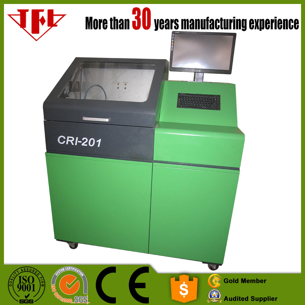 CE ISO SGS Approved EPS200 Common Rail Injector Tester